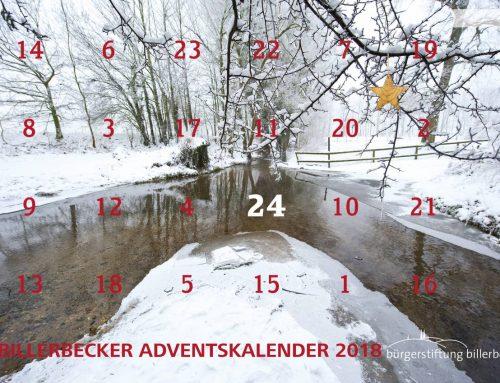 Adventskalender 2018