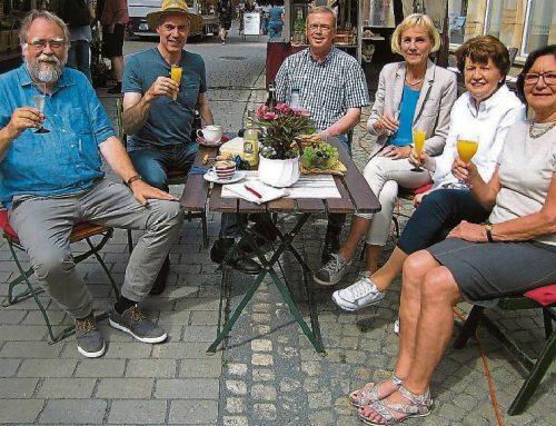 Bürgerbrunch am Sonntag 07.07.2019