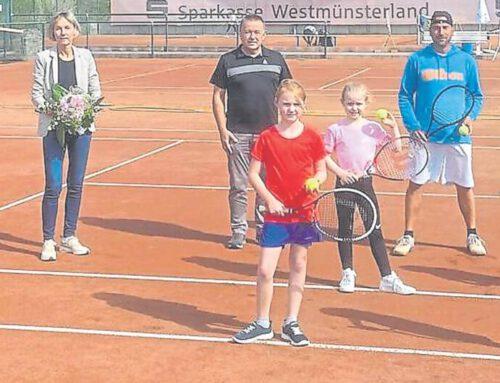 DjK-VfL Tennisplatzreparatur