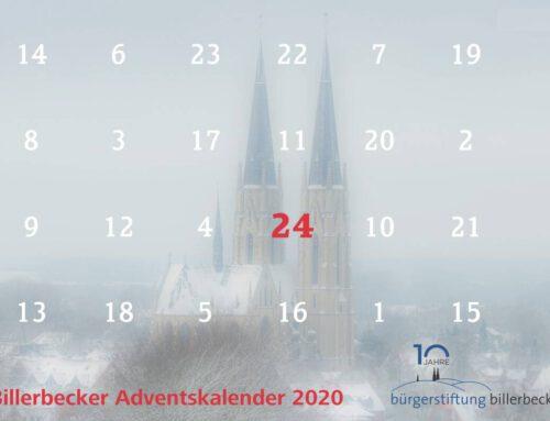Adventskalender 2020 ausverkauft!