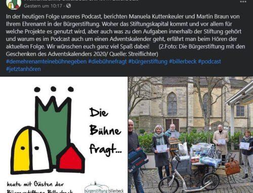 Podcast der Freilichtbühne Billerbeck