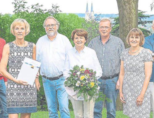 Verabschiedung von Ulla Ewelt